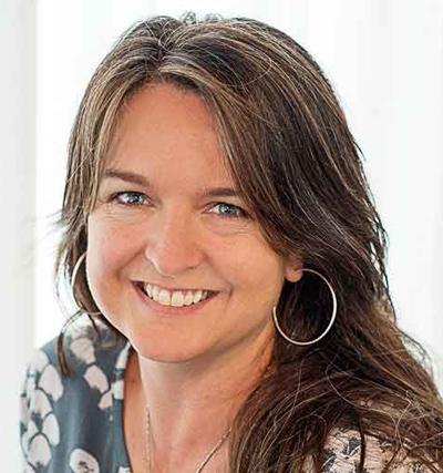 Physiotherapist Martina Duel